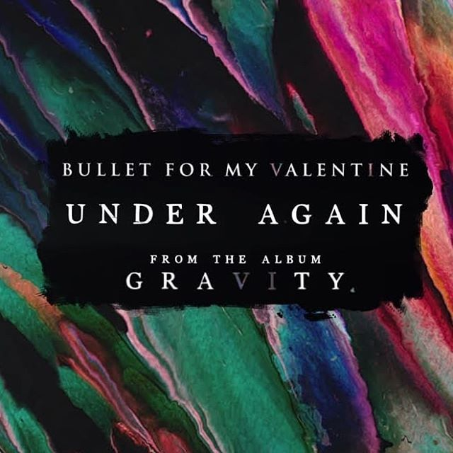 This week's choice for Track of the week is an absolute powerhouse. If you like heavy guitars, pounding drums and a killer vocalist to tie it all together, then look no further than Bullet For My Valentine's track Under Again. It's huge, it's anthemic and a it's an absolute belter.  Link in BIO!! #metal #metalcore #alternative #bullet #bfmv #bulletformyvalentine #underagain #Newmusic #NewMusicAlert #TrackOfTheDay #TrackOfTheWeek #Newmusicfriday #MusicoffacebookMusicofinstagram #alternative #hardrock #rock #heavyrock #gravity #musicofinsta #newmusicalert🚨