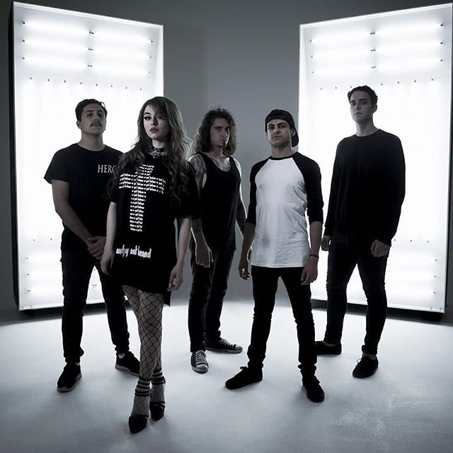 For this instalment of the 'Introducing' feature we have a brilliant female fronted metalcore band who hail from Reggio Emilia, Italy. The band effortlessly combine metal riffs, pounding drum beats and killer vocals to create the most hardcore thing to come out of Italy since the Colosseum. Brace yourselves for @ambertownband  https://bit.ly/2N6dd7H  #metal #metalcore #introducing #newmusicalert #newmusic #newmusic2018 #ambertown #newband #italy #musicoftheworld #altmusic #alt #altrock #alternative #alternativerock #musicians #musiclovers #musicvideo #newmusic #musicofinsta #musicofinstagram #newmusicalert🚨 #wednesday #wednesdaywisdom #wednesdayvibes