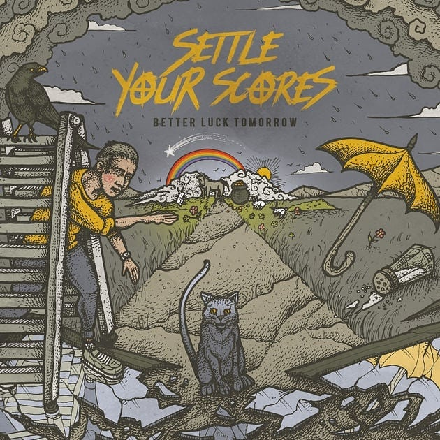 This week's choice for Track of the week is a big ol' slice of heavy pop-punk perfection courtesy of Cincinnati, Ohio's @settleyourscores . This track is for anyone who enjoys a nice juicy guitar riff, pulsating drum beats and a sublime catchy as hell chorus. Hell, if you have ever even slightly enjoyed the pop-punk genre, you owe it to yourself to give this track a shot.  #poppunk #posthardcore #poprock #metal #metalcore #newmusic #rock #alternativerock #altrock #music #newmusic2018 #musicoftheday #musiclovers #musicvideo #NewMusicFriday #newmusicalert #totw #totd #TrackOfTheWeek #TrackOfTheDay #musicoftheweek #altmusic #alt #alternative #cincinnati #Ohio #fridayfeeling #newmusicalert🚨 #NewMusicAlert