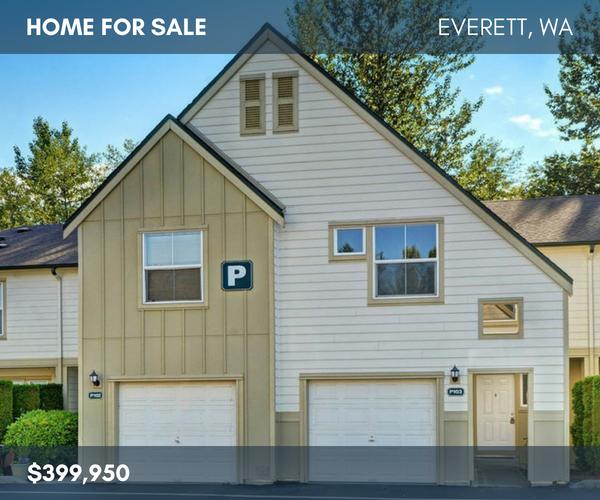 Home For Sale In Everett MLS# 1323815 | JLS# 45606