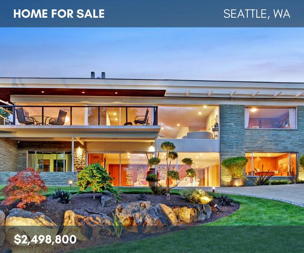 Seward Park | Seattle Home For Sale | MLS# 1326129 | JLS# 46632