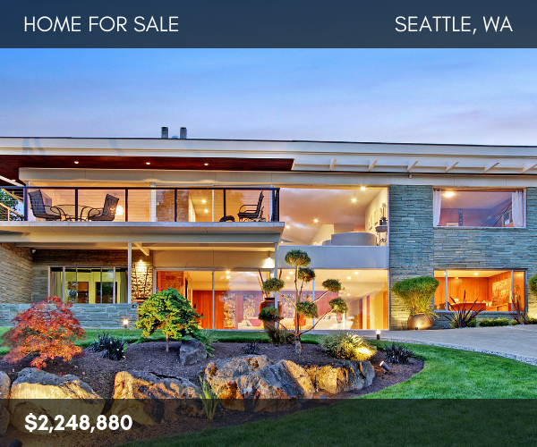Seward Park Seattle Luxury Home For Sale | MLS# 1416698 | JLS# 34755