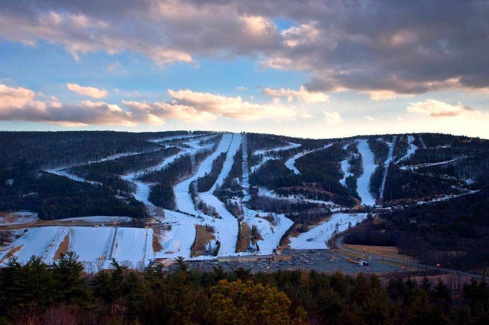 Blue Mountain Trails