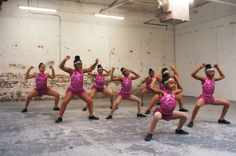 Brooklyn United dancers, Bushwick
