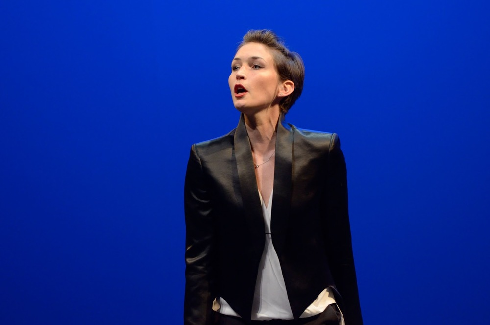 Stéphano in Gounod's Roméo et Juliette
