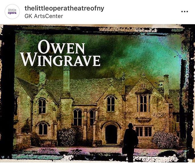 Super excited to join this phenomenal cast of the US premiere of #Britten's #OwenWingrave as Kate Julian @thelittleoperatheatreofny in May - I sing on May 10 and 12 @gkartscenter in Brooklyn. Rehearsals begin in 2 weeks!! #operaaboutwar #pacifistart #benjaminbritten