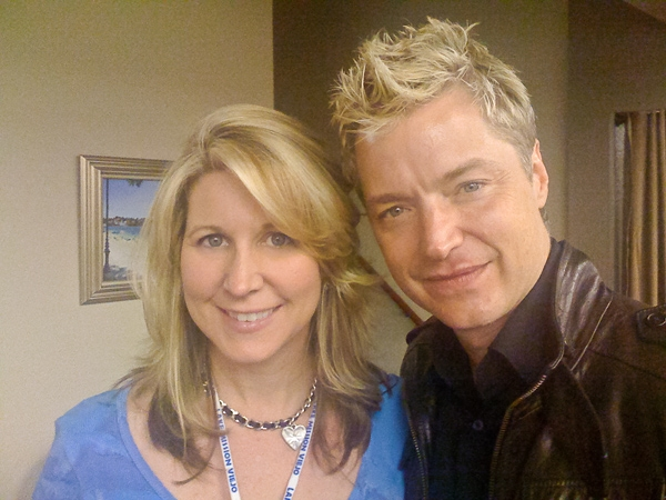Brooke and Chris Botti