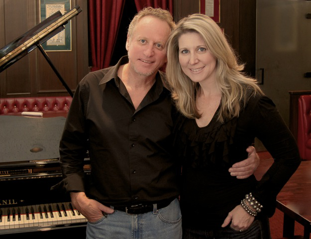 Producer Will Ackerman & Brooke Ramel