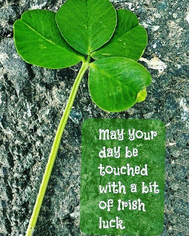 Happy St. Patrick's Day to all! Wishing you a day full of luck 🍀💚 . . . #mogi #mymogi #inspirationalquotes #inspiration #inspirational #inspirationalquote #selflove #luckoftheirish #mediatate #loveyourself #namaste #positivity #positivethinking #lucky #stpatricksday