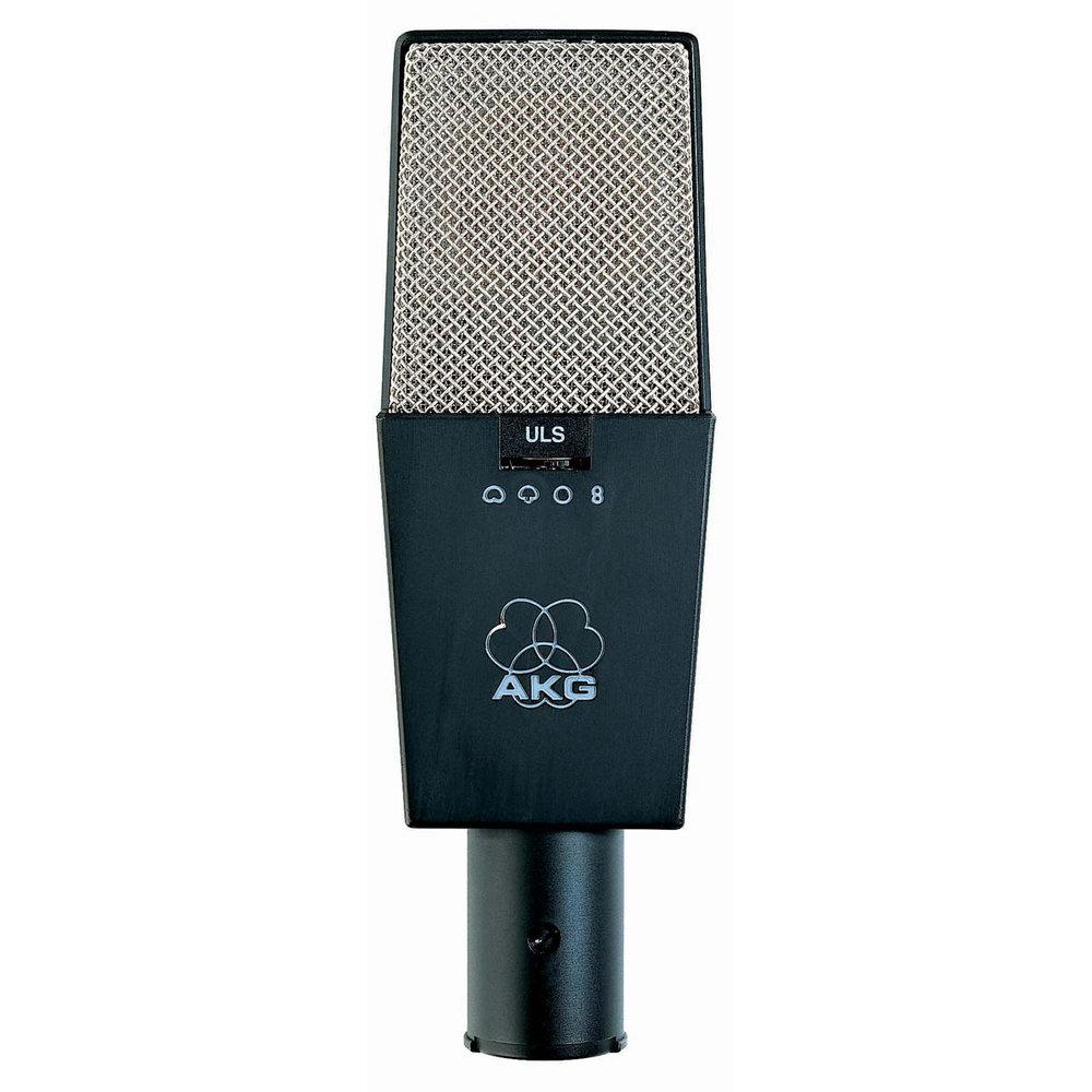 AKG C414  $25/day $75/week