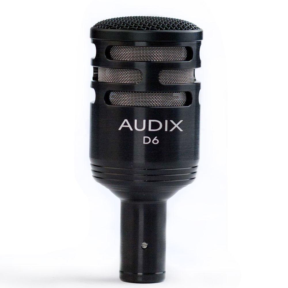 Audix D6  $5/day $20/week