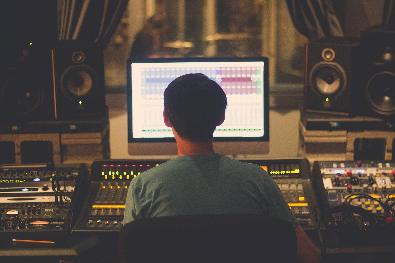 mixing — The Producer Diary — Velveteen Audio