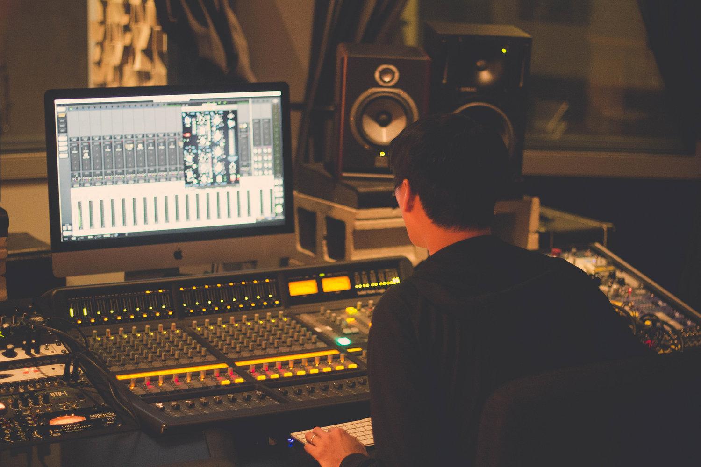 The Producer Diary — Velveteen Audio