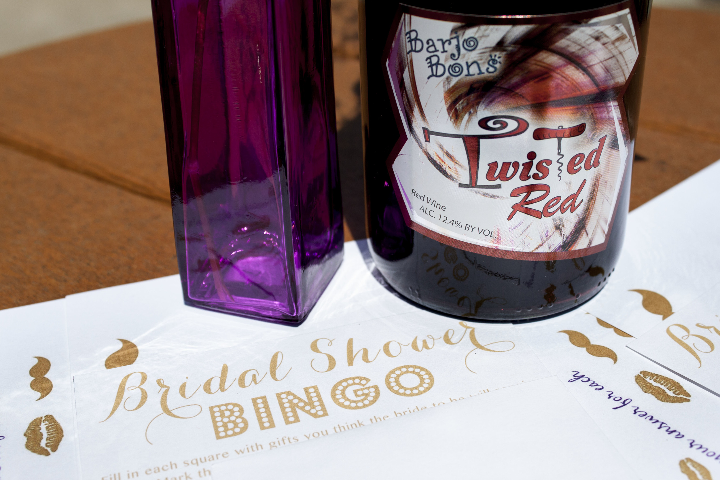 Holl & Lane Magazine // Winery Bridal Shower