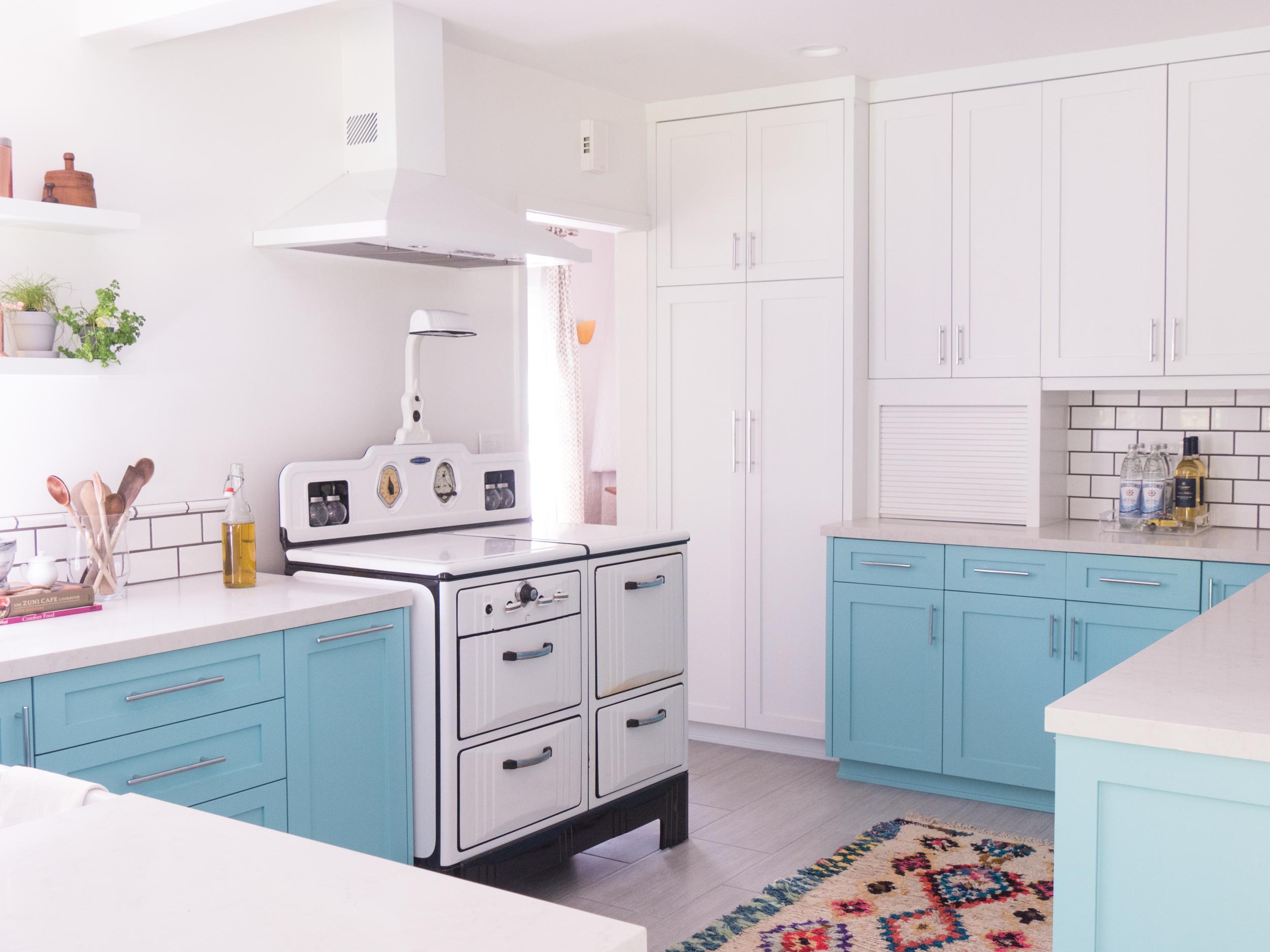 A Colorful Kitchen Renovation — Holl & Lane Magazine