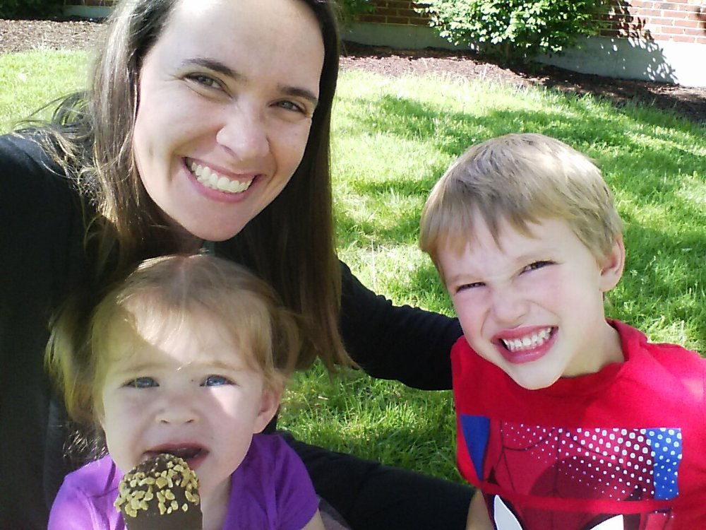Liquid gold - my breastfeeding journey.