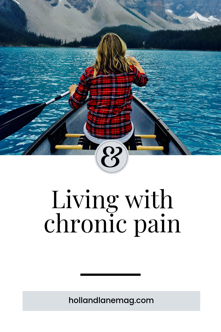 My experiences and dealings with chronic pain have given me a deeper connection with my inner self. Click to read more at hollandlanemag.com
