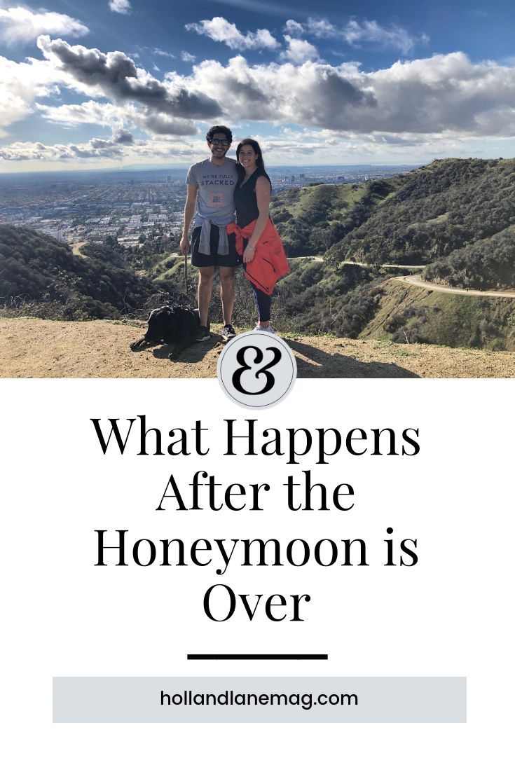 The first few months of marriage can be a big adjustment period. Click to read more at hollandlanemag.com
