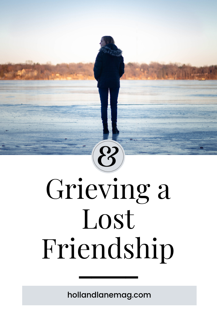 Grief isn't like ripping off a band-aid - it sticks around in your life and pops up again when you least expect it. Click to read more at hollandlanemag.com