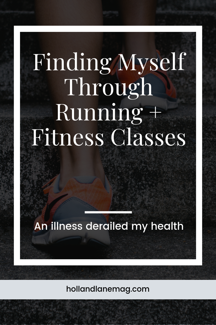 Recovering from an illness through running and working out. Click to read more at hollandlanemag.com