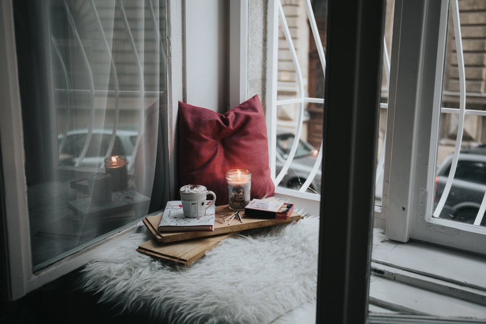 """Trying to make a """"hygge"""" home is harder than you think. Read more from Holl & Lane at hollandlanemag.com"""