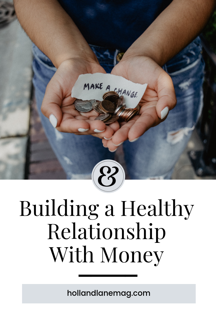 College taught me how to manage my spending, never how to manage my saving. Read more at hollandlanemag.com
