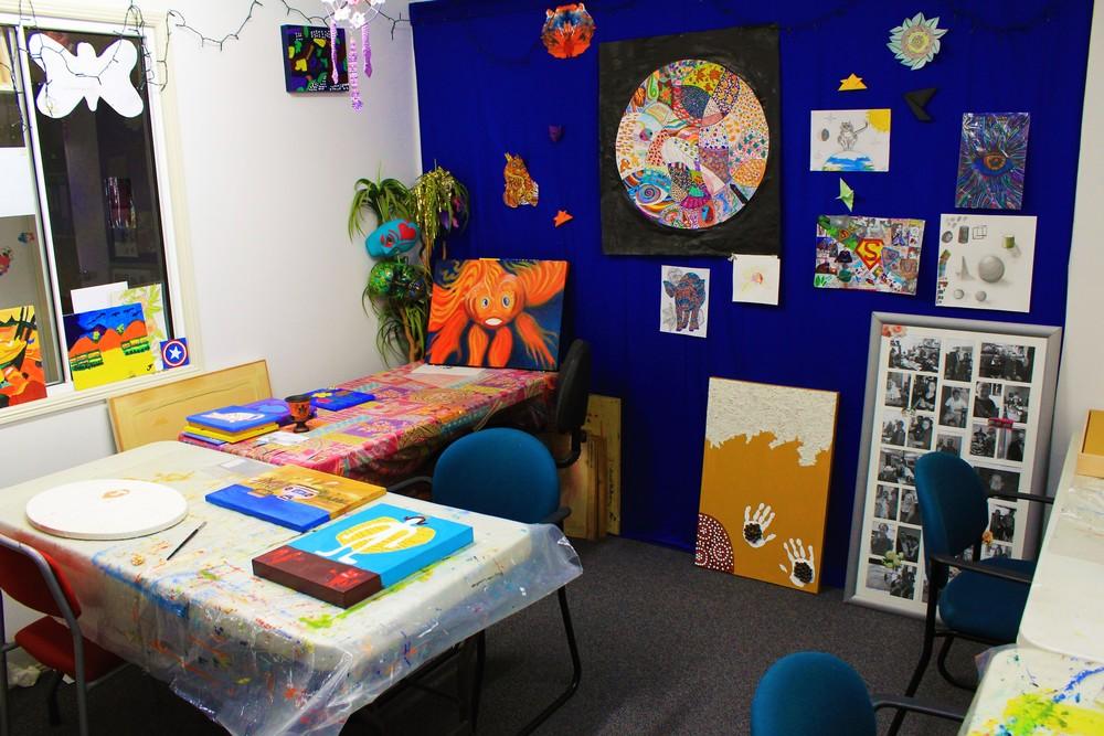 BIG - Bayside Initiatives Group Inc. - ART ROOM