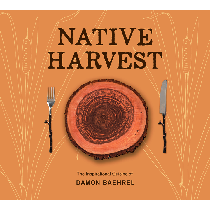 Chef Damon Baehrel has been developing Native Harvest cuisine on his 12 acre property over the past 30 years.  Rooted in the belief that Nature provides an endless bounty of ingredients and tastes waiting to be discovered, Damon's self taught culinary techniques and preparations have delighted food enthusiasts from around the world.  Damon grew up in Massapequa, Long Island and lives with his family in Earlton, NY.