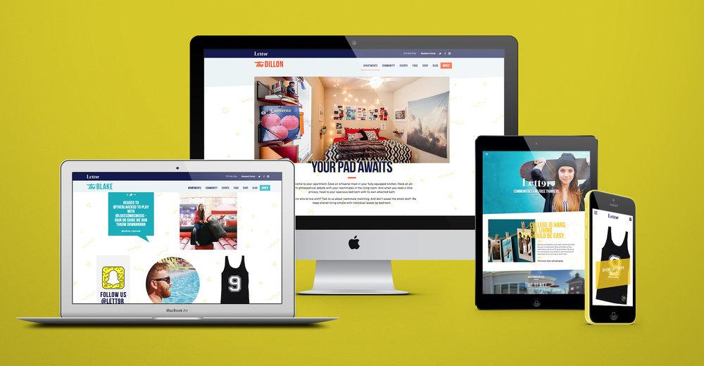 Letter9 Web Suite