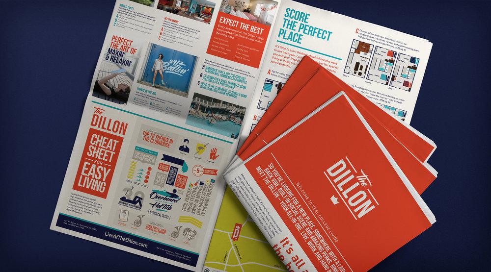 Letter9 Housing Brochures
