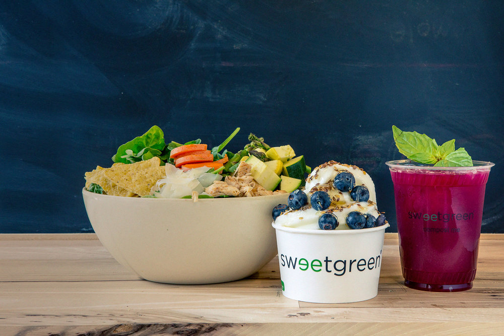 Sweetgreen Hero