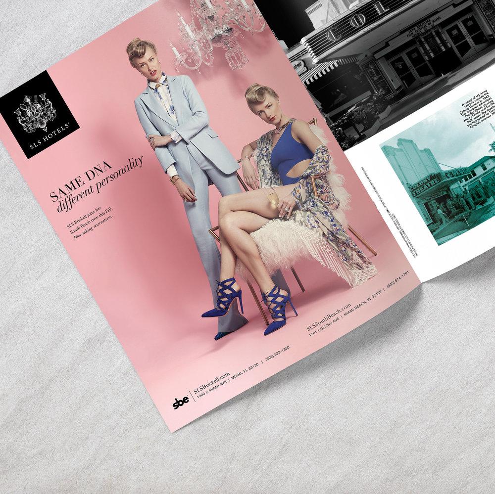 SLS Ad in situ