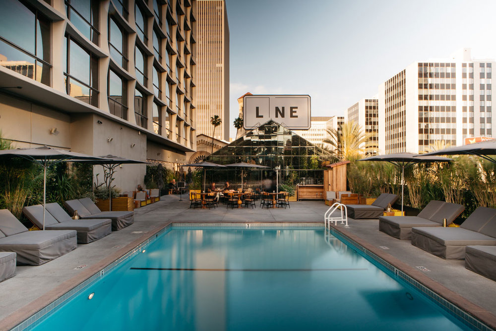 The Line Hotels <span>Creative, Technology</span>