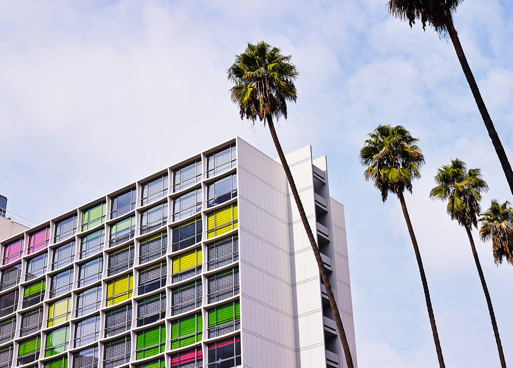 The Line Hotels <span>CREATIVE & TECHNOLOGY</span>