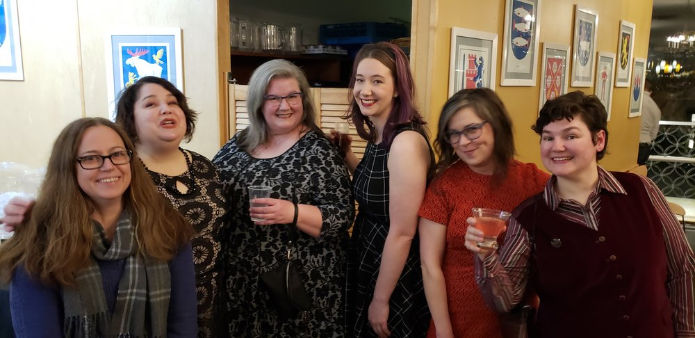 2018 Perteet Holiday Party