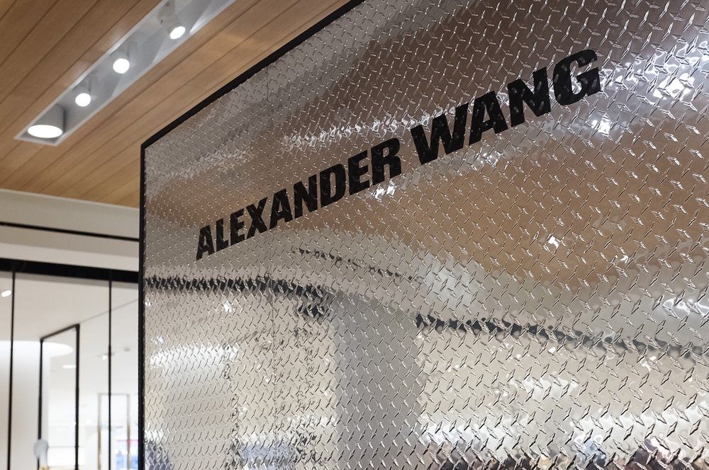 The Alexander Wang  pop-IN is still open for a couple of weeks before the next one appears.