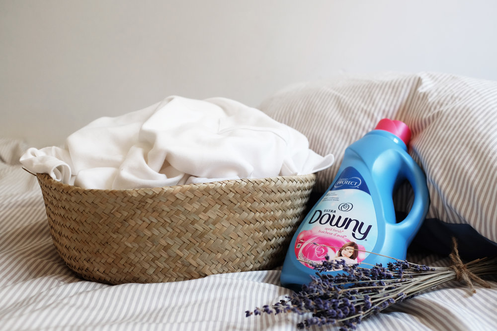 how to keep your clothes pile free downy