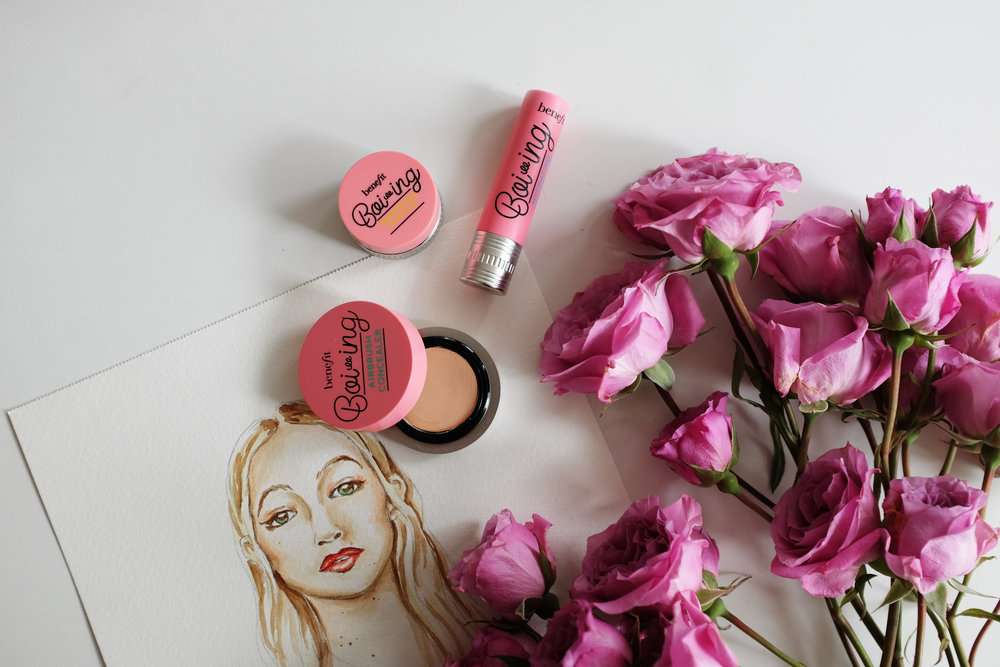 concealer smashbox benefit ysl touch éclat flowers