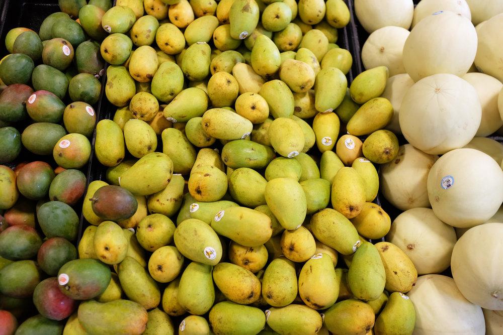 food fruits minimal feed