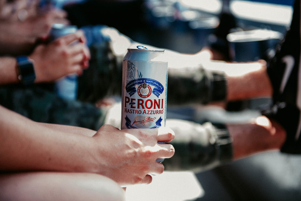 peroni toronto drinks summer rogers cup