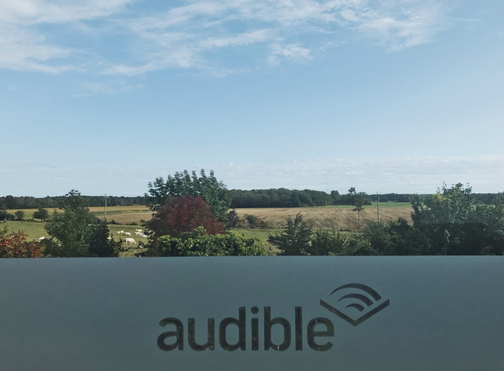 audible canada toronto COS outfit menswear