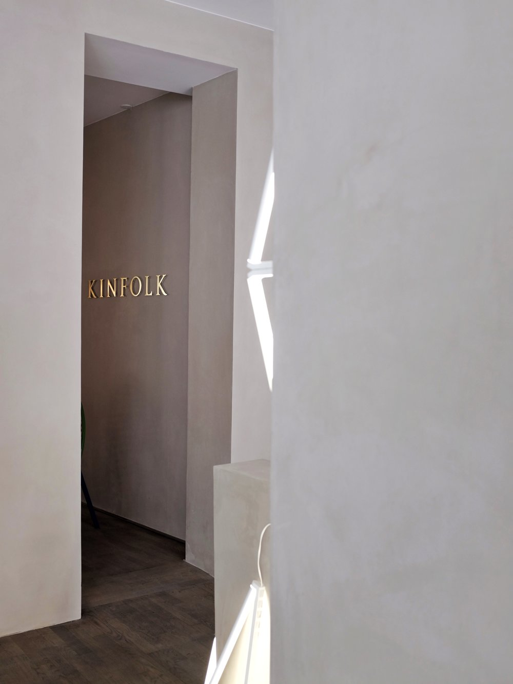 The city is home to the head offices of Kinfolk.