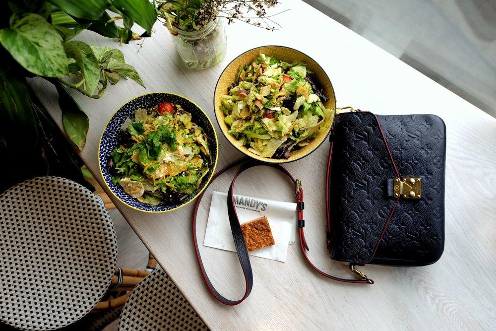 mandy's montreal salad louis vuitton