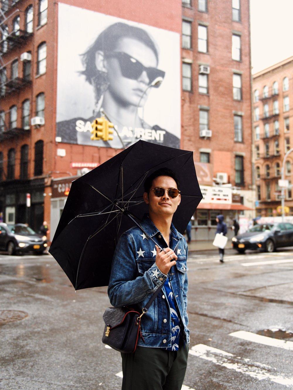 new york corner