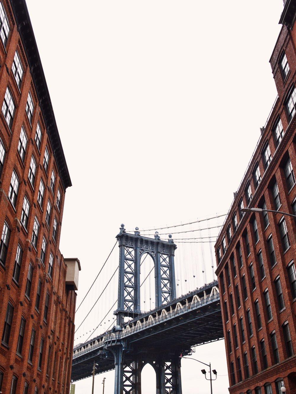 new York dumbo