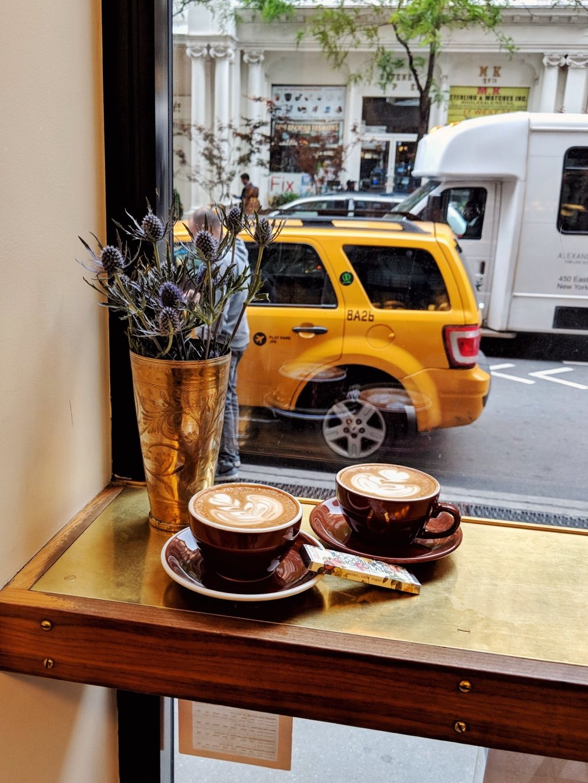 new york stumptown coffee