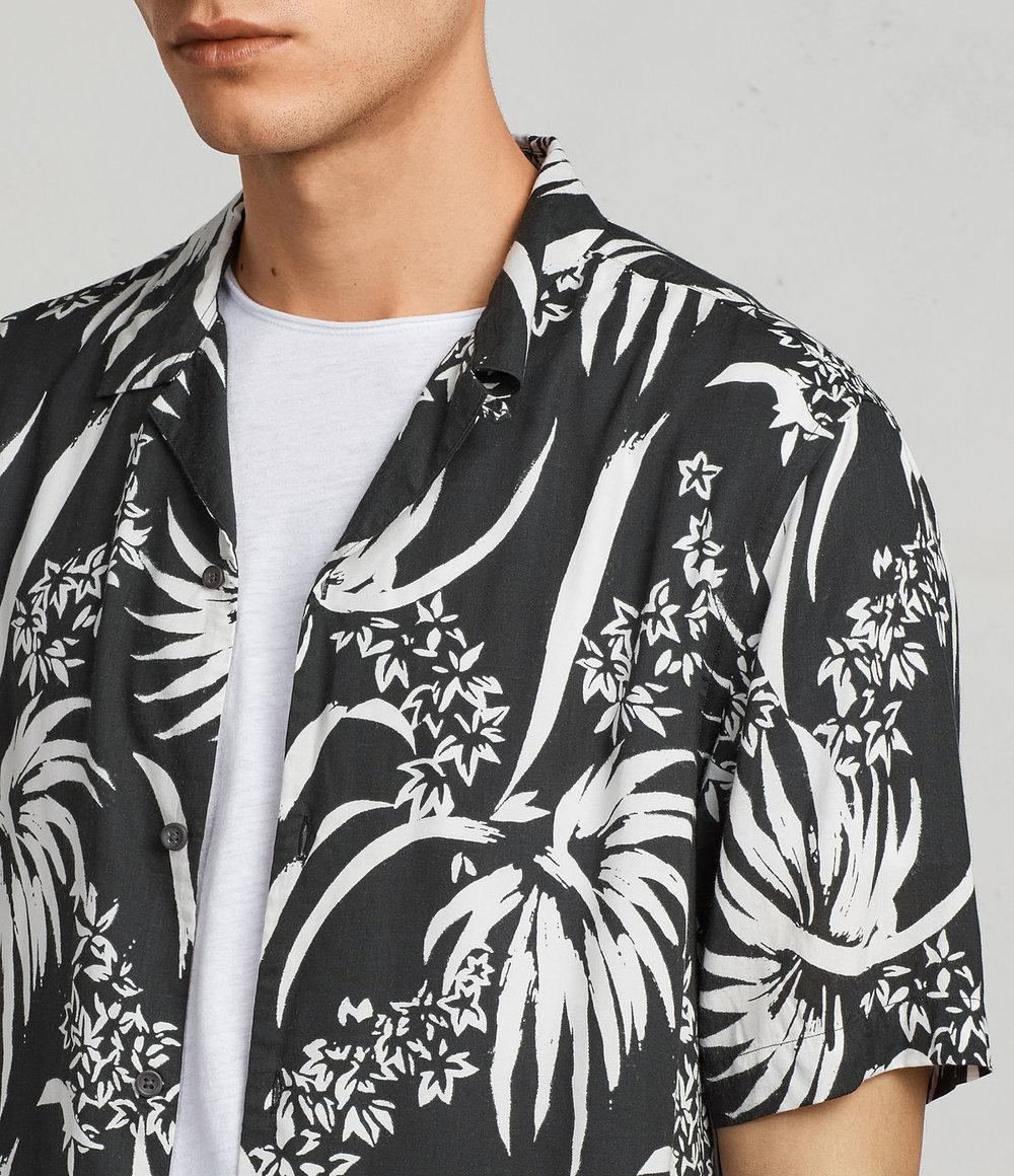 all saints hawaiian shirt