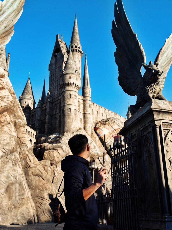 universal studios wizard world of harry potter