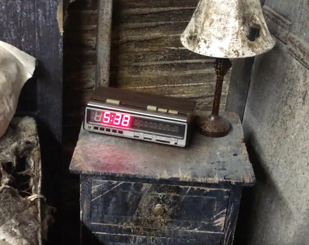 1408 Room Timer