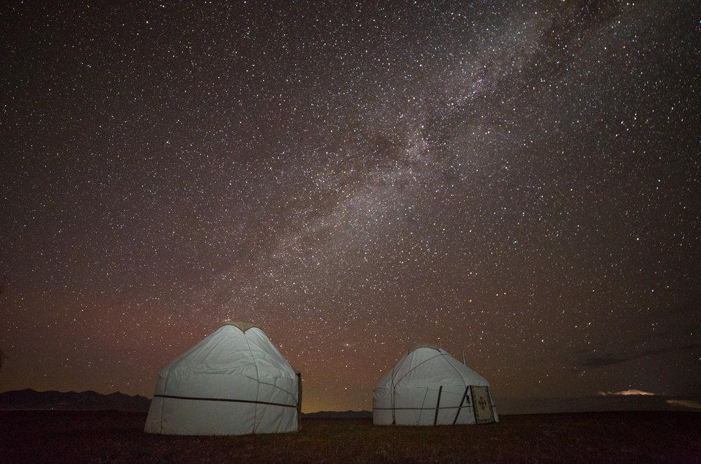 Day Five - Son-Kul - Night sky III (1 of 1).jpg
